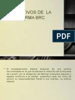 Objetivos de La Norma Brc