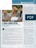 5 Small-group Myths.