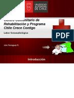 Centro Comunitario de Rehabilitación y Programa Chile Crece
