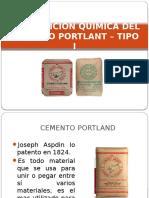 Composicion Quimica Del Cemento Portlant – Tipo i