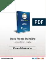 Deep Freeze Standard Manual S