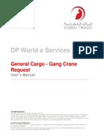 Gang Crane - Request