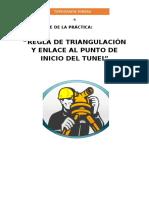 Tunel Topografia Minera