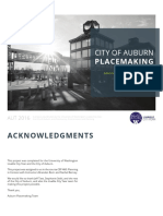 Placemaking Imagined by the Community