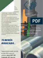 Catalogo de productos para pozos de agua LIMGSAC