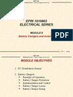 E9Battery Chrgrs & Inverters ETTM