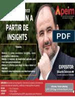 Workshop Innovación a Partir de Insights