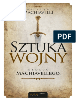 Sztuka Wojny Wedlug Machiavellego Niccolo Machiavelli