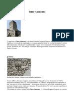Torre Alemanna - Granato Donatella