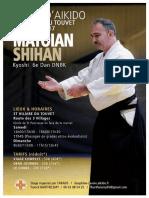 06/2017 Aikido Seminar Grenoble
