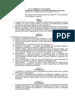 Lei 44 2004, 19AGO Assistência Aos Banhistas