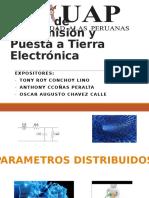 Expo - Parámetros Linea