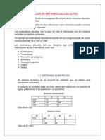Matematicas Discretas.