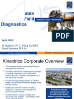 Kinetrics Presentation - Oill Filled Cable Advanced Diagnostics