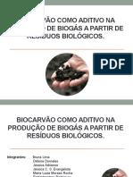 Artigo Biogás