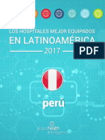 Los 10 hospitales mejor equipados del Perú