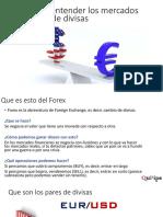 "Clase 1 ""Como entender los pares de divisas(Forex) curso ""De 0 a trader"""
