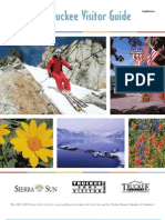 2007-08 Truckee Visitor Guide