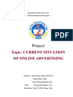 [Group 11]Online Advertising