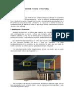 INFORME TECNICO  ESTRUCTURAL25052017