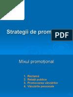 MM Prezentarea 8 Strategii de Promovare