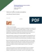 Artículo Energía Agenda Latinoamericana
