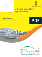 Setting Up of Super Specialty Multi Specialty Hospitals