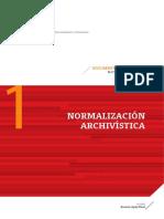 Normalizacion Archivistica PDF