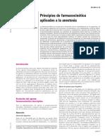 36 304 a 10 Principios de Farmacocinética Aplicados a La Anestesia