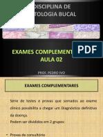 Aula 02 - Exames Complementares