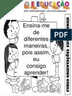 267 Curso Orientações Educacionais Sobre Autismo