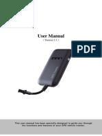 GT02A User Manual