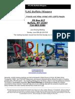 PFLAG June Newsletter 2017