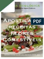 Flores Comestiveis 001
