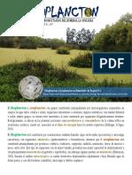 Plancton microcrustaceos y rotiferos Humedales de Bogotá D.C. Colombia