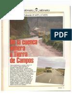 Revista Tráfico - nº 11 - Mayo de 1986. Reportaje Kilómetro y kilómetro