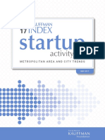 2017 Kauffman Index of Startup Activity