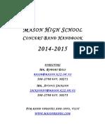 2014-2015 CB Handbook