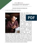 Entrevista a Francois Jost - El Estado Actual de La Tv 2012
