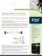 Cellcrypt Mobile Android A4 V2.3