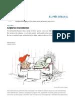 Aceptar Las Cosas Como Son _ EL PAÍS Semanal _ EL PAÍS
