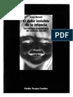 Barudy Jorge - El Dolor Invisible en La Infancia(OCR y Opt)