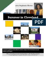 Summer Activities Revised w Links