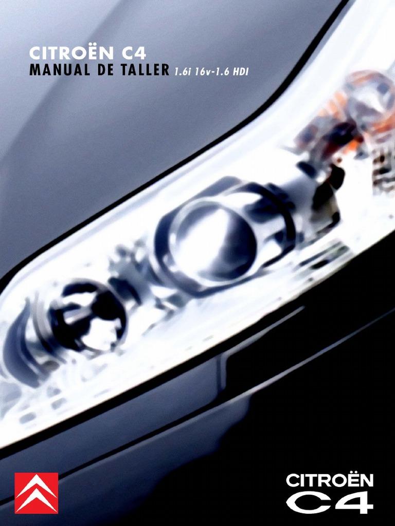 Manual De Taller Citroen C4