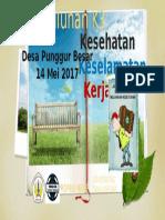 PPT Pembukaan K3