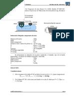 Cálculo de Fajas Para Un Compresor de Aire Romer R