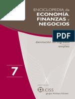 Enciclopedia de Economía y Negocios Vol. 07 E - Parte 1