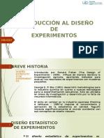 1. Introducción Al Diseño de Experimentos - Widescreen