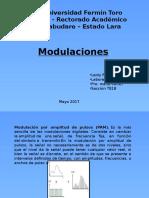 modulaciones