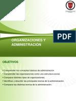 Clase 2 Organizacion y Administracion en Salud